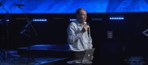 Ross Paterson preaching sermon