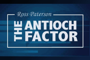 The Antioch Factor by Ross Paterson
