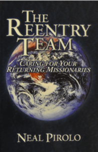the reentry team Neal Pirolo