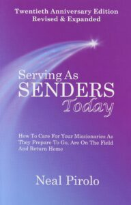 serving as senders today