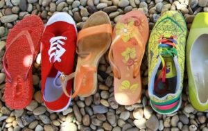 multiple shoes