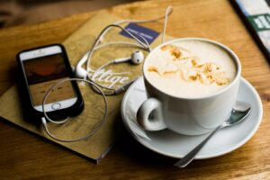 coffee shop podcast