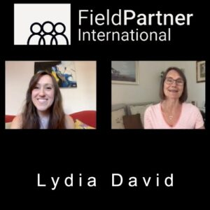 Lydia David Interview