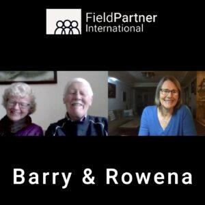 barry & rowena mcknight interview fieldpartner