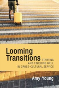 looming transitions amy young