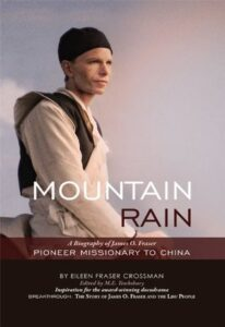 mountain rain j o fraser